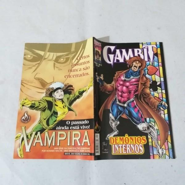 Gambit 2 Casa do Colecionador