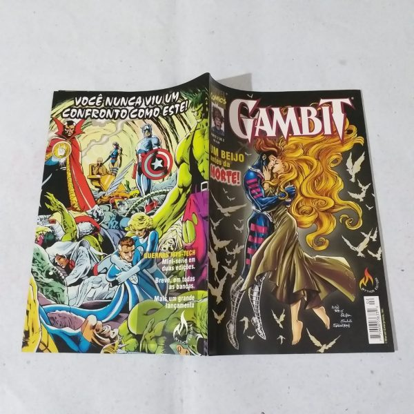 Gambit 3 Casa do Colecionador