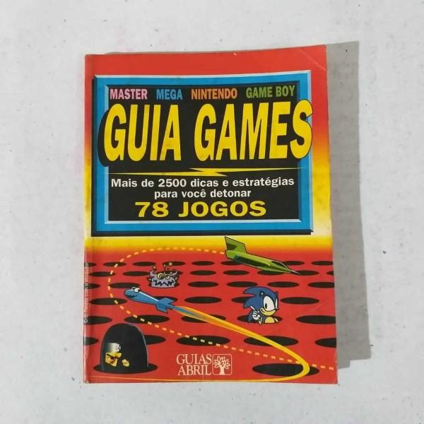 Guia Games 1 Casa do Colecionador