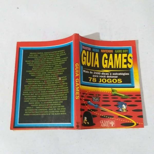 Guia Games 3 Casa do Colecionador