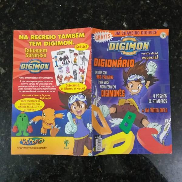 Rev Digimon 6 Casa do Colecionador