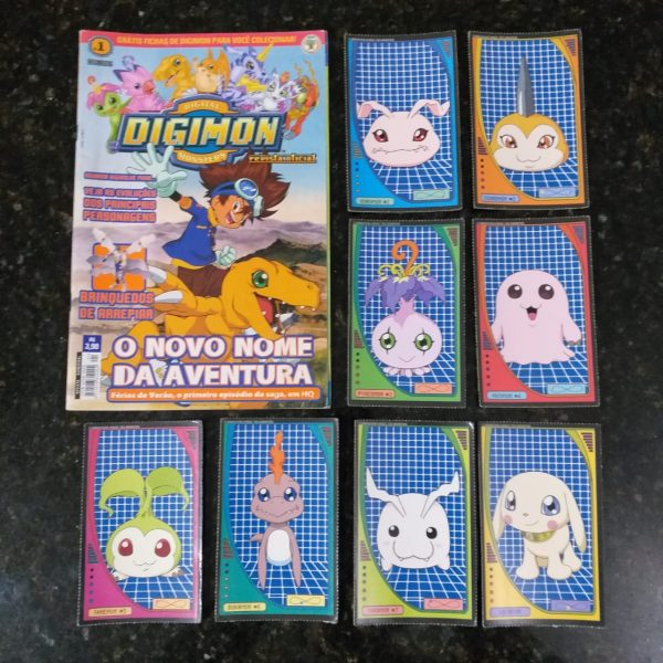 Rev Digimon 7 Casa do Colecionador