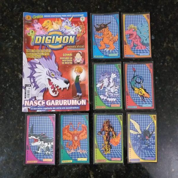 Rev Digimon 9 Casa do Colecionador