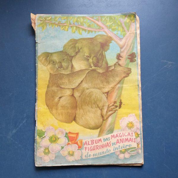 album das magicas figurinhas dos animais 1 Casa do Colecionador