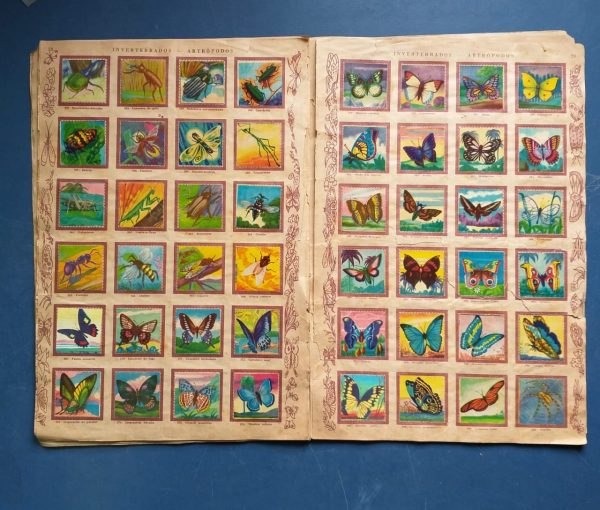 album das magicas figurinhas dos animais 2 Casa do Colecionador
