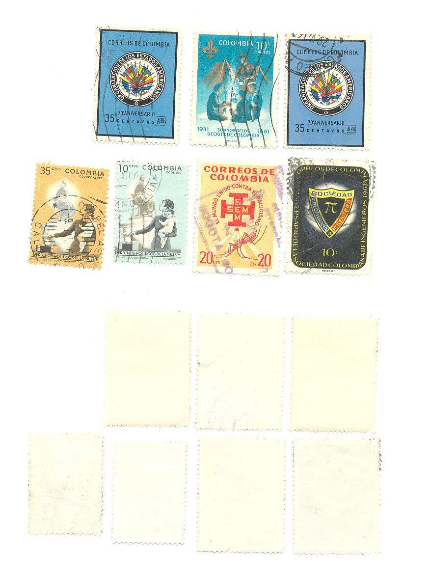 1 A COLOMBIA 18 Casa do Colecionador