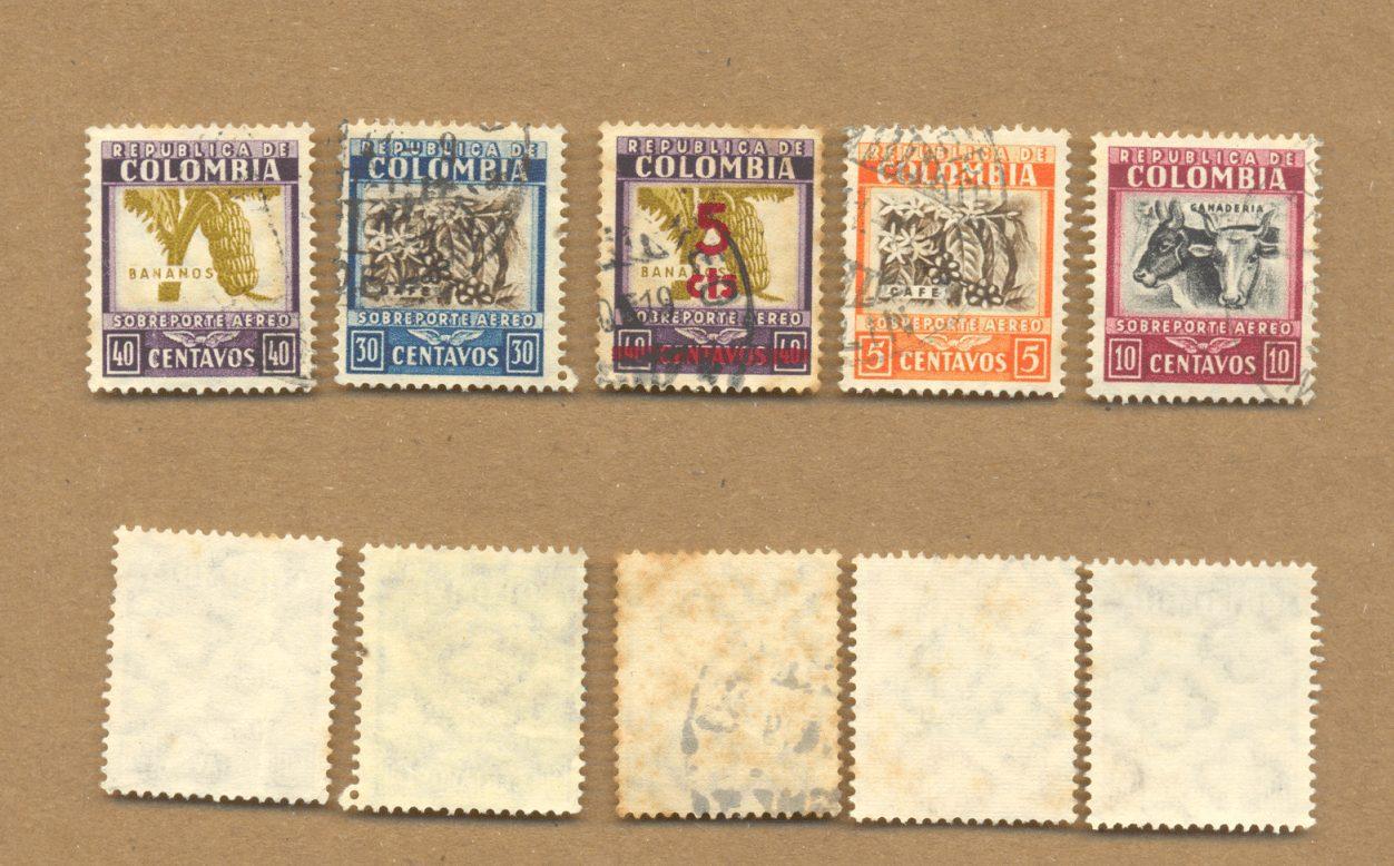 1 A COLOMBIA 27 Casa do Colecionador