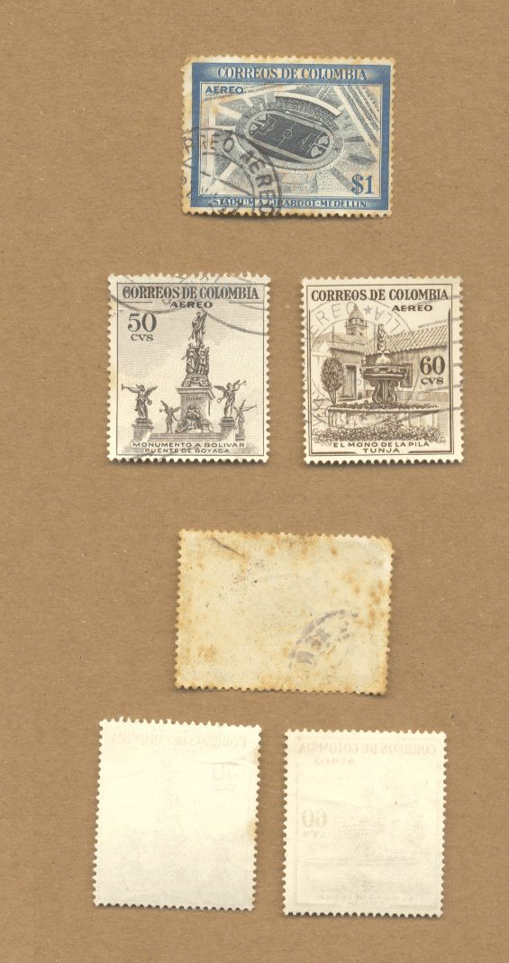 1 A COLOMBIA 31 Casa do Colecionador