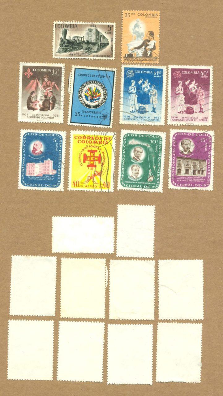 1 A COLOMBIA 43 scaled Casa do Colecionador