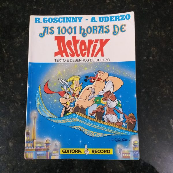 Asterix 1 Casa do Colecionador