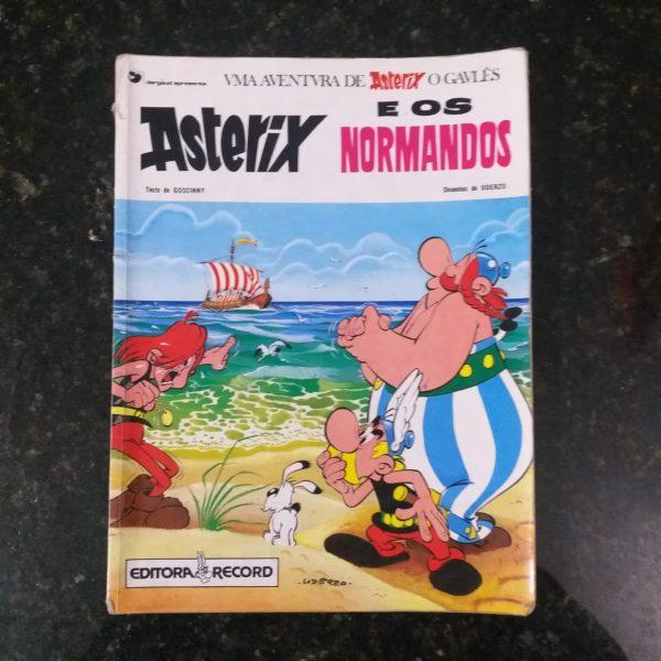 Asterix 10 Casa do Colecionador