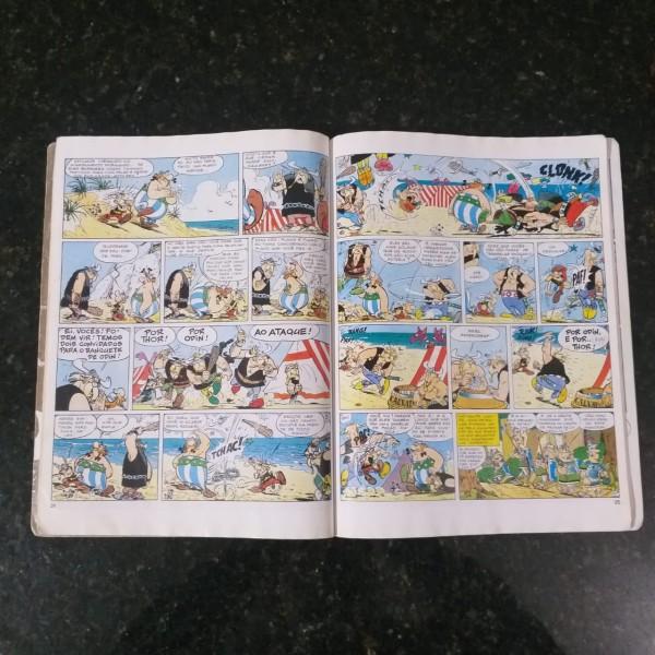 Asterix 11 Casa do Colecionador