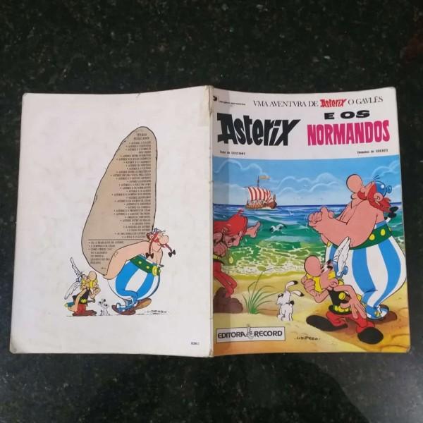 Asterix 12 Casa do Colecionador