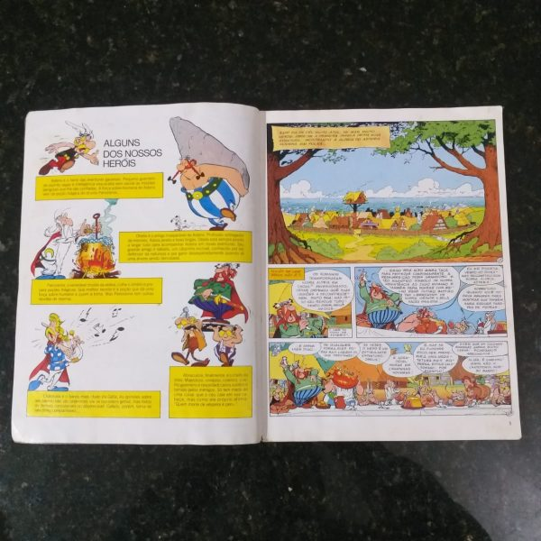 Asterix 2 Casa do Colecionador