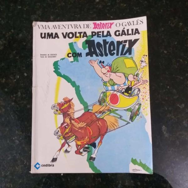 Asterix 4 Casa do Colecionador