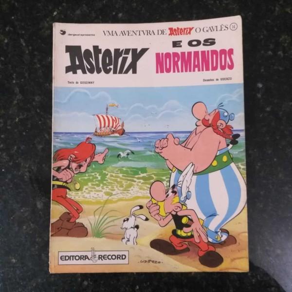 Asterix 7 Casa do Colecionador