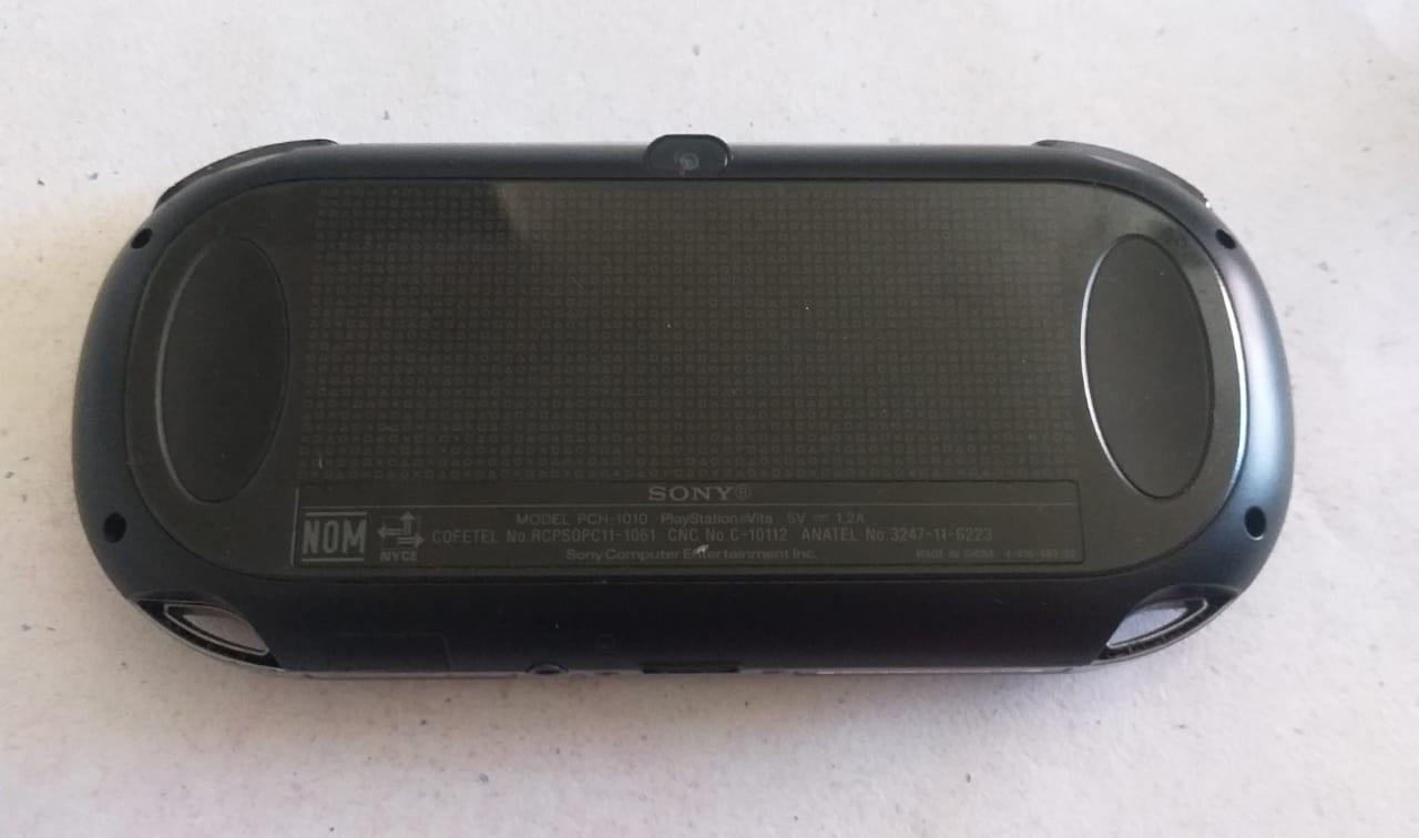 PS Vita 3 Casa do Colecionador