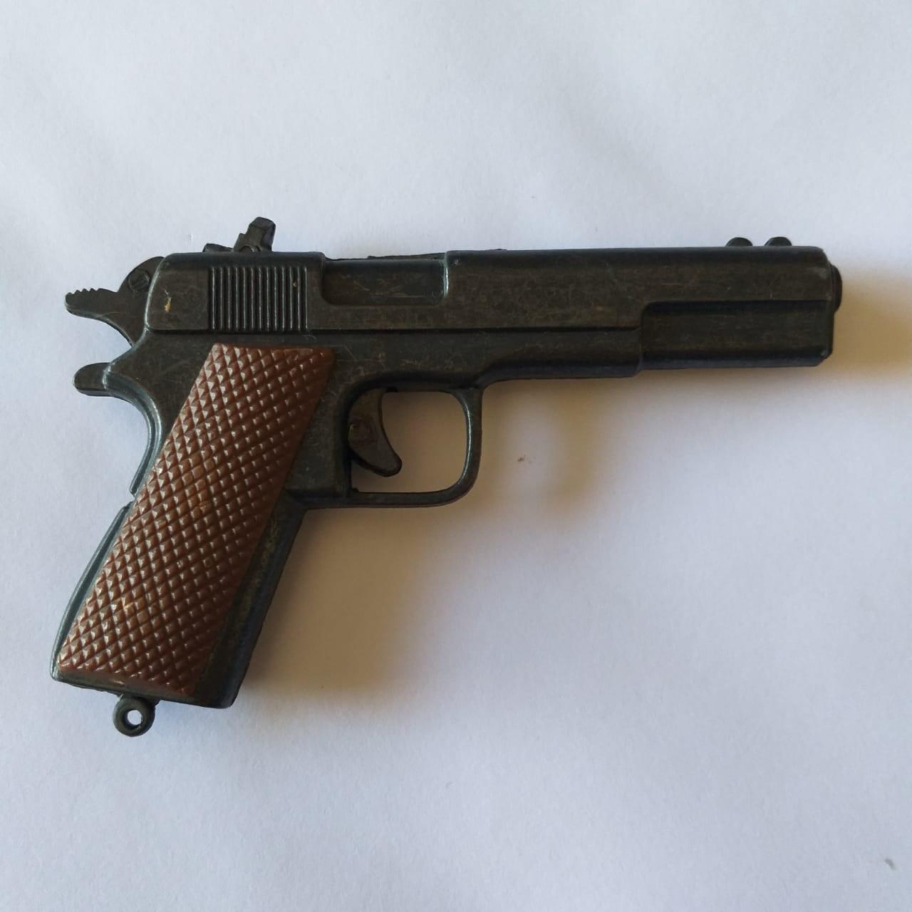 Revolver Espoleta 2 Casa do Colecionador