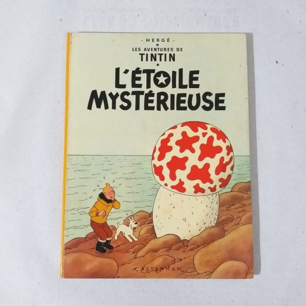 Tintin 1 Casa do Colecionador