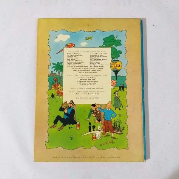 Tintin 12 Casa do Colecionador