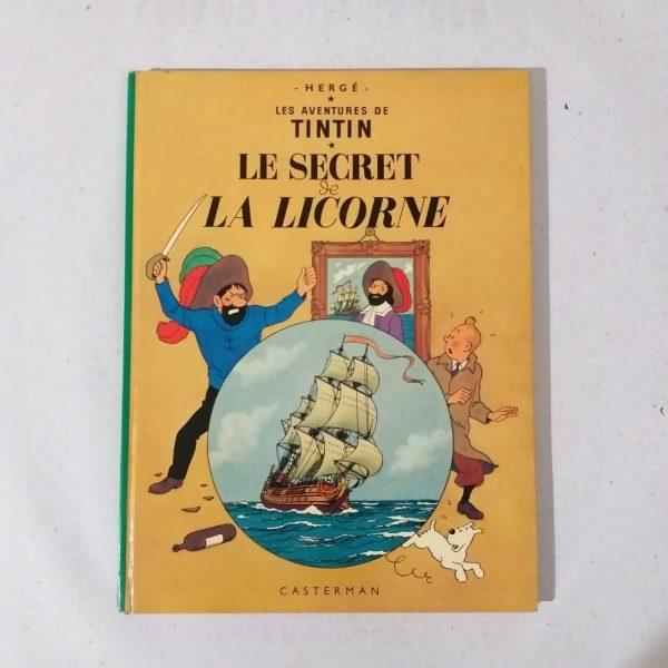 Tintin 13 Casa do Colecionador