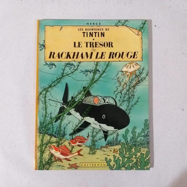 Tintin 16 Casa do Colecionador