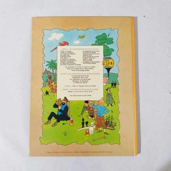 Tintin 18 Casa do Colecionador