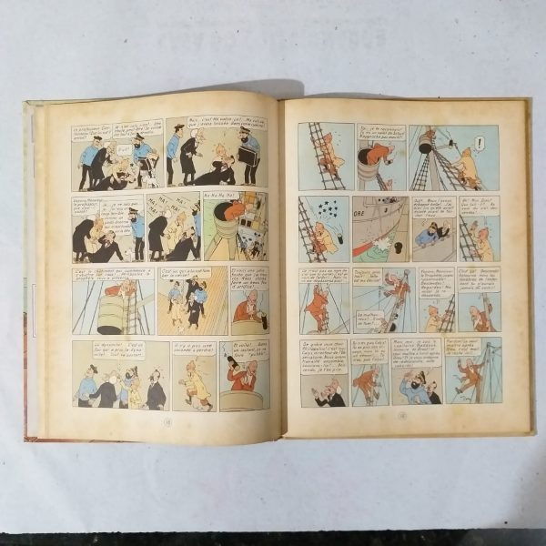 Tintin 2 Casa do Colecionador