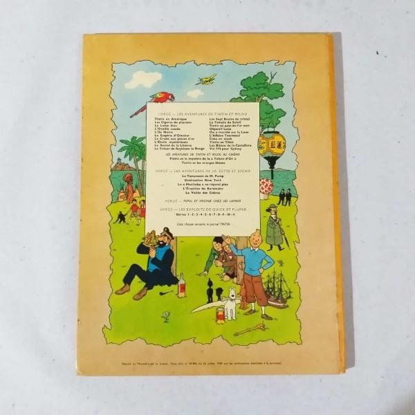 Tintin 3 Casa do Colecionador