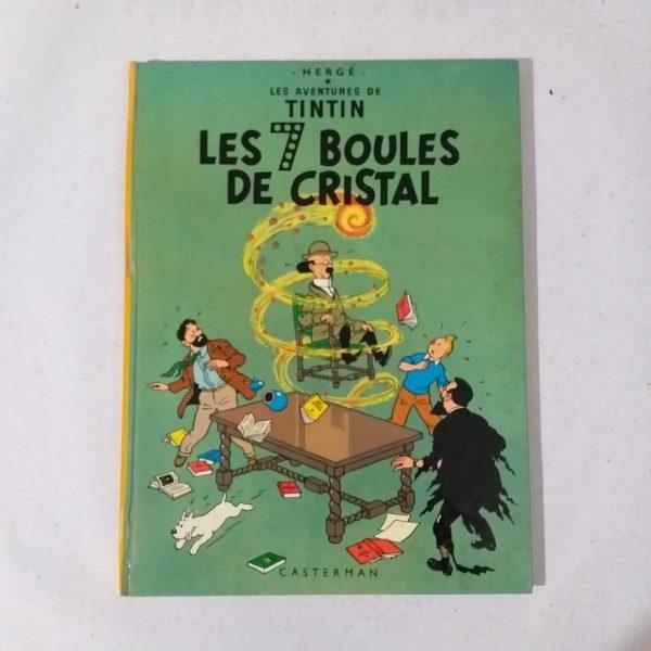 Tintin 4 Casa do Colecionador