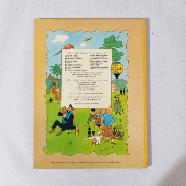 Tintin 6 Casa do Colecionador