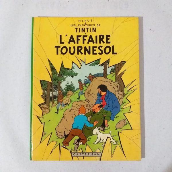 Tintin 7 Casa do Colecionador