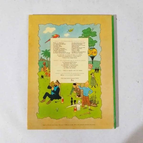Tintin 9 Casa do Colecionador